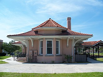 National Register of Historic Places listings in Florida - Old A.C.L. Union Depot