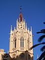Palau de l'Exposició de València, torre.JPG