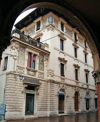 Teramo - Palazzo Castelli.