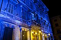 Palazzo Madama in Blue for 2016 Autism Day (4).jpg