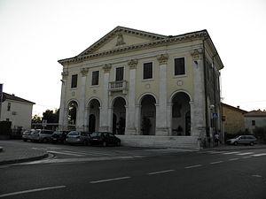Nanto, Veneto - Image: Palazzo civico (Ponte di Nanto, Nanto)