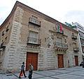 Palencia Palace of Aguado Pardo - Casa de los Junco 001.jpg