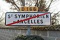 Panneau sortie St Symphorien Ancelles 1.jpg