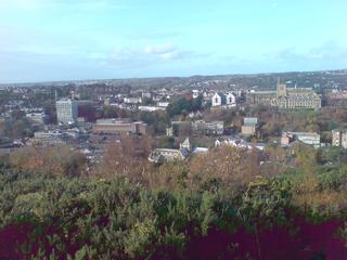 Bangor, Gwynedd city in Gwynedd County, north west Wales