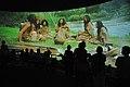 Panorama On Human Evolution - Science Exploration Hall - Science City - Kolkata 2018-09-23 4329.JPG