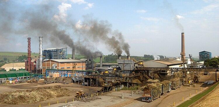bioethanol pollution