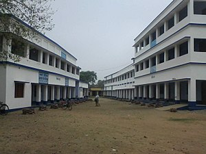 Panrui - Panrui Union Amjad High School