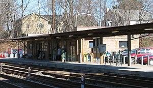 Paoli, Pennsylvania - Paoli Station