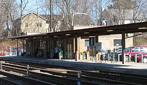Paoli station - Image: Paoli Station Pennsylvania