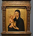 Paolo Uccello, Virgin and Child, ca. 1435, Bode Museum, Berlin (2) (39472766914).jpg
