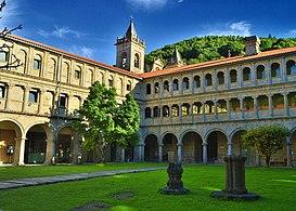 Monasterio de San Esteban (Ribas de Sil) - Wikipedia, la enciclopedia libre