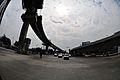 Parama-Park Circus Flyover Under Construction - Parama Island - Kolkata 2013-11-28 0804.JPG