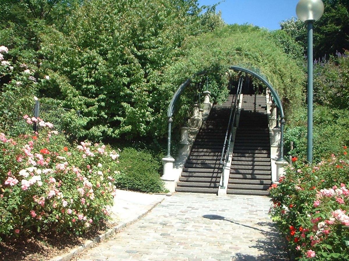 Parc de Belleville - Wikipedia
