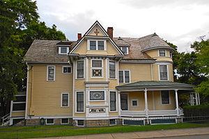 Hazleton, Pennsylvania - Israel Platt Pardee Mansion, Hazleton