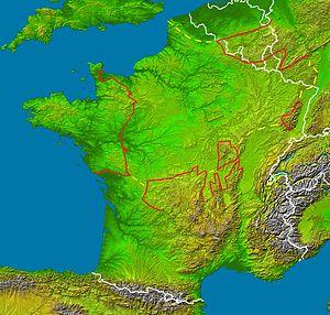 Nordfranzösisches Becken pariser becken