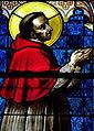 Paris (75017) Notre-Dame-de-Compassion Chapelle royale Saint-Ferdinand Vitrail 19.JPG