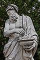 Paris - Jardin des Tuileries - Jean Raon - L'Hiver - PA00085992 - 003.jpg