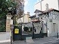 Paris XVI rue Boileau entree Hameau Boileau.jpg