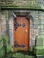 Parish Church of St Peter, Chorley, Doorway - geograph.org.uk - 664476.jpg