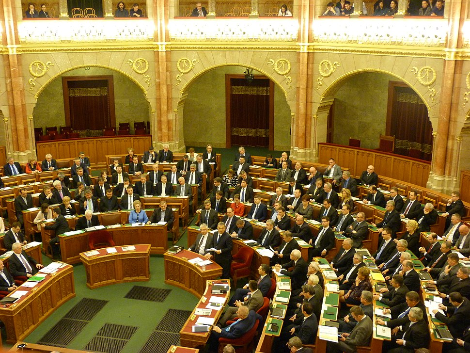 Parliament's Spring Session opened - Budapest, 2016.02.15