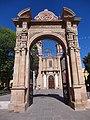 Parroquia de San Luis Rey, San Luis de la Paz, Guanajuato - Portón.jpg