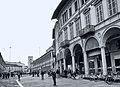 Particolare della piazza della Libertà a Faenza.jpg