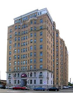 Pasadena Apartments United States historic place