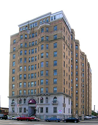Pasadena Apartments - Image: Pasadena Apartments Detroit MI