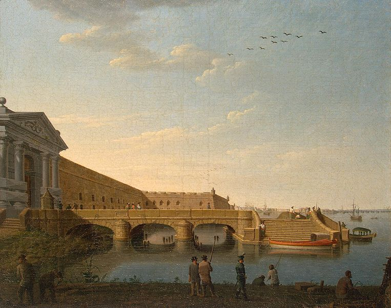 File:Patersen Neva Gate of Peter and Paul Fortress pre1797.jpg