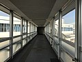Path between Osaka South Port Ferry Terminal and Ferry Terminal Station.jpg