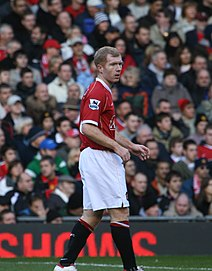 Рыжий немецкий футболист