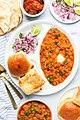 Pav bhaji street food raipur.jpg