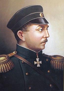 Russian fleet commander