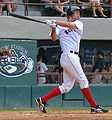 Pawtucket Red Sox David Murphy.jpg
