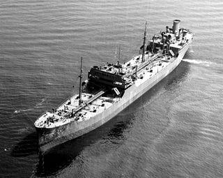 USS <i>Pecos</i> (AO-65)