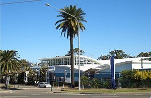 Penshurst, New South Wales - Hurstville Aquatic Leisure Centre, King Georges Road