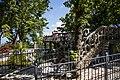 Pensilina storica nella villa comunale di Guardiagrele.jpg