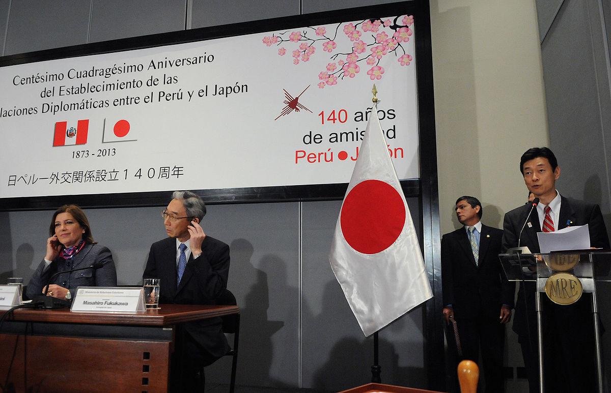 Inmigración japonesa en el Perú - Wikipedia, la enciclopedia libre