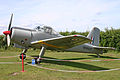 Percival Provost T1 WW421 (really WW450)(G-BZRE) (6888502787).jpg