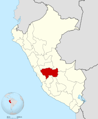 Peru - Junín Department (locator map).svg