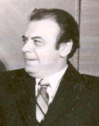 Petar Mladenov - Image: Petar Mladenov 1978 (cropped)