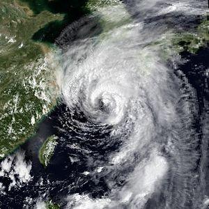 1997 Pacific typhoon season - Image: Peter 27 June 1997