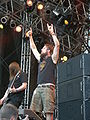 Peter Dolving, The Haunted, Metaltown 2009.jpg