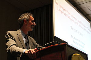 Peter Gleick lectures at SkeptiCalCon May 29, ...