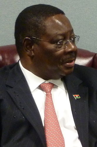 President of Malawi - Image: Peter Mutharika 2011 (cropped)