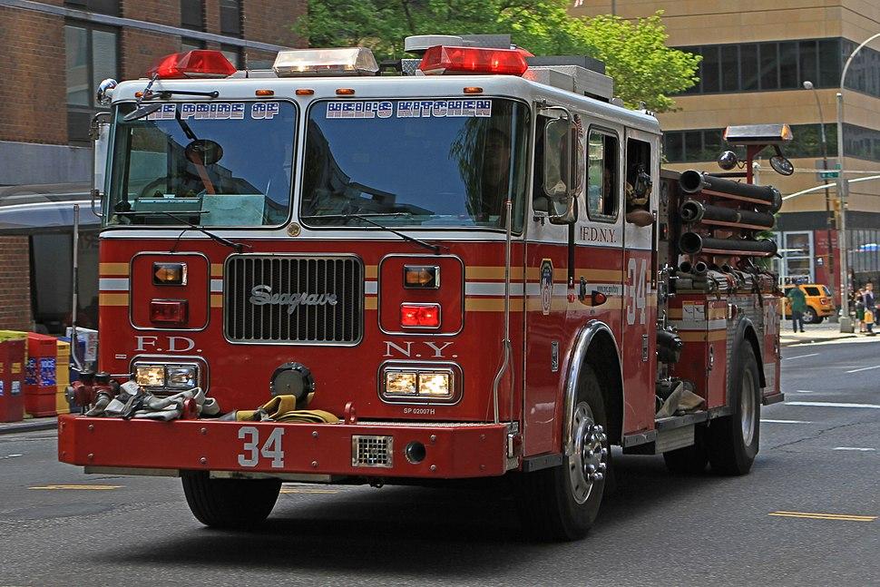 Peter Stehlik - FDNY Engine 34 - 2012.05.18