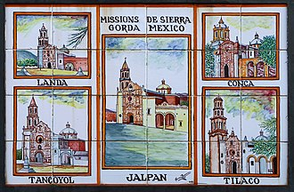 Sierra Gorda - The missions of Sierra Gorda