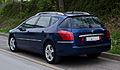 Peugeot 407 SW (Facelift) – Heckansicht, 3. Mai 2012, Wülfrath.jpg