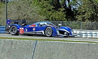 2010 12 Hours of Sebring sports car endurance race held at Sebring International Raceway, Sebring, Florida, USA