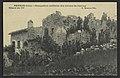 Peyrus (Drôme) - Occupation militaire des ruines de Guindan- Séjour du 75è (33727256674).jpg